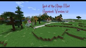 Lord of the Rings Mod Renewed Test Drive Version 1.2 - New Flowers! Crafting Monuments! More!