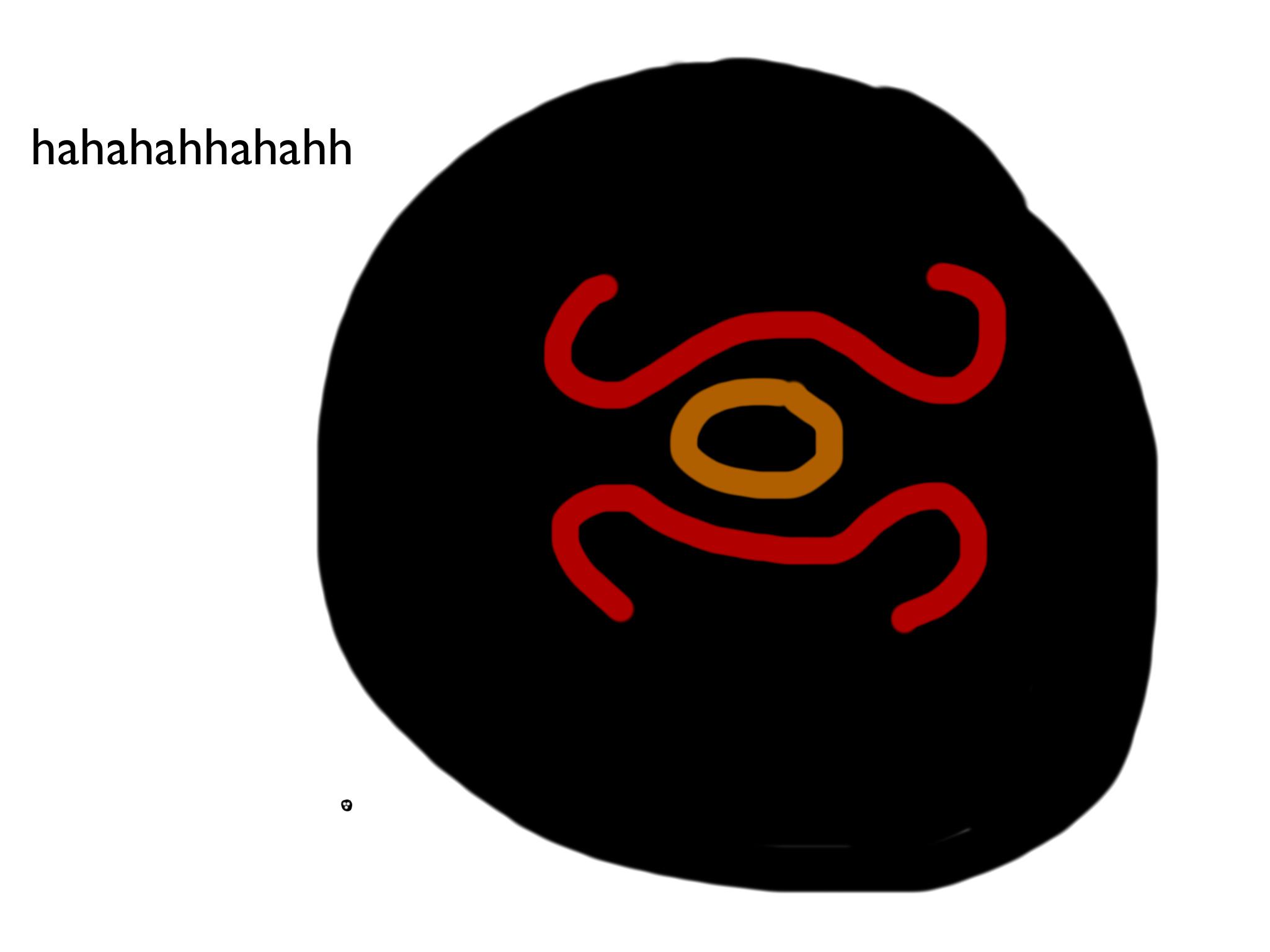 Mordorballstronk