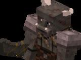 Half-troll Warlord