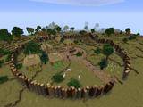 Dúnedain Village