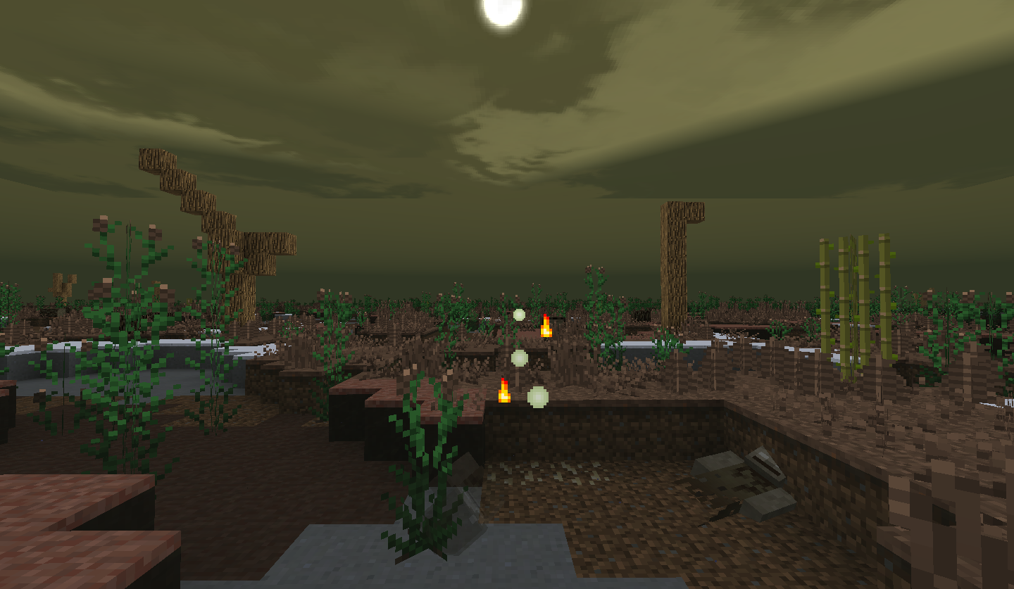 Dead Marshes | The Lord of the Rings Minecraft Mod Wiki | FANDOM ...