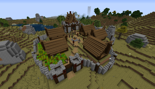 Building Tips The Lord Of The Rings Minecraft Mod Wiki