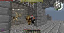Me,Iceman,and Gandalf the Gollum