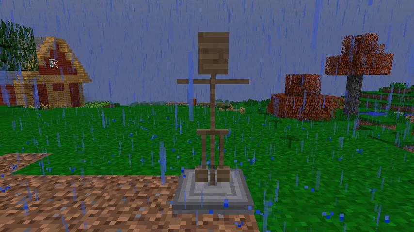 minecraft mannequin mod