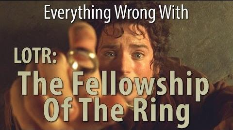 Everything Wrong With The Fellowship Of The Ring In 7 Minutes Or Less-0