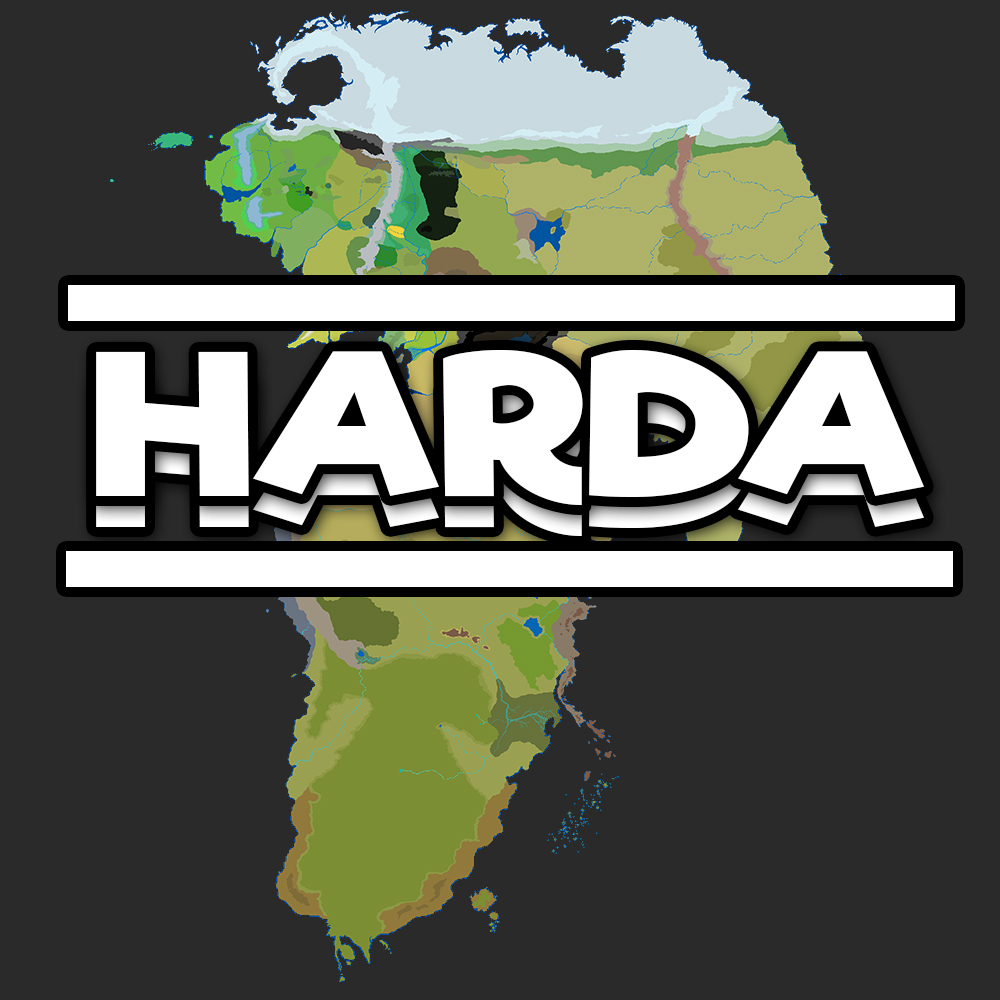 Servers/It's an even hARDA world | The Lord of the Rings Minecraft