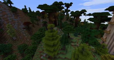Woodland Realm Hills