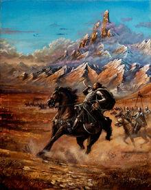 Captain of gondor by nordheimer-d8e43he
