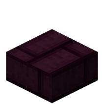 Obsidian Utumno Brick Slab