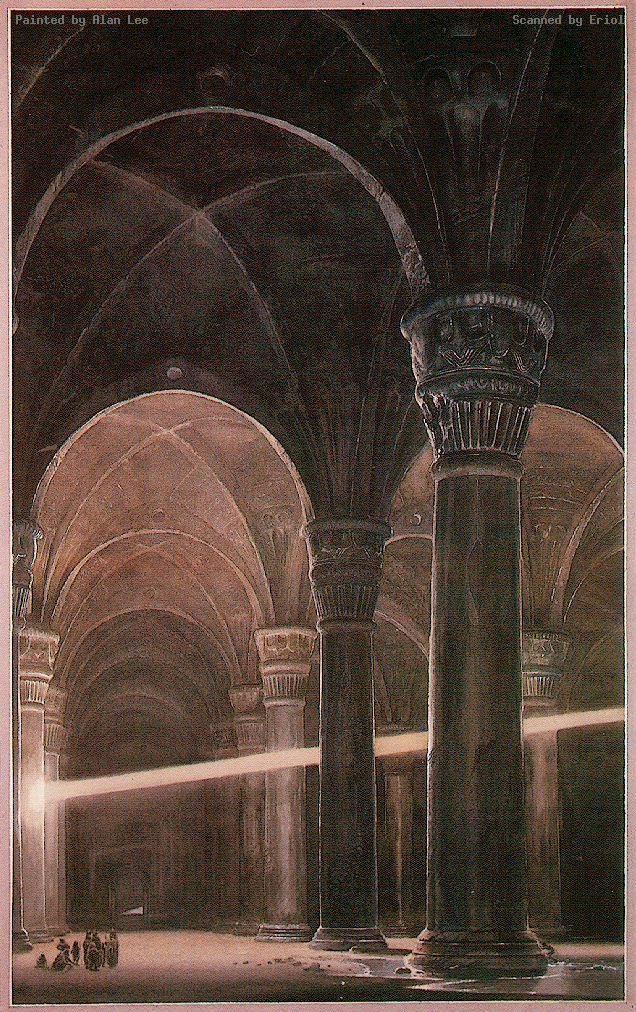 Great Hall Drawing