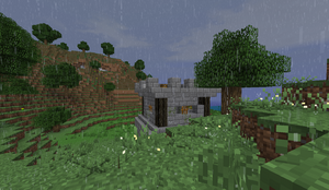 Small Stone Ruins - Turret in Gondor PB28