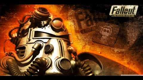 Fallout 1 Soundtrack - Metallic Monks (Lost Hills)