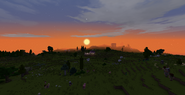 Dorwinion sunset