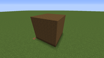 Small Wood Block