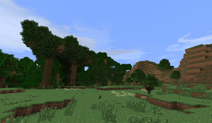 Eriador B27.2 - Dense Oak Forest and Hills