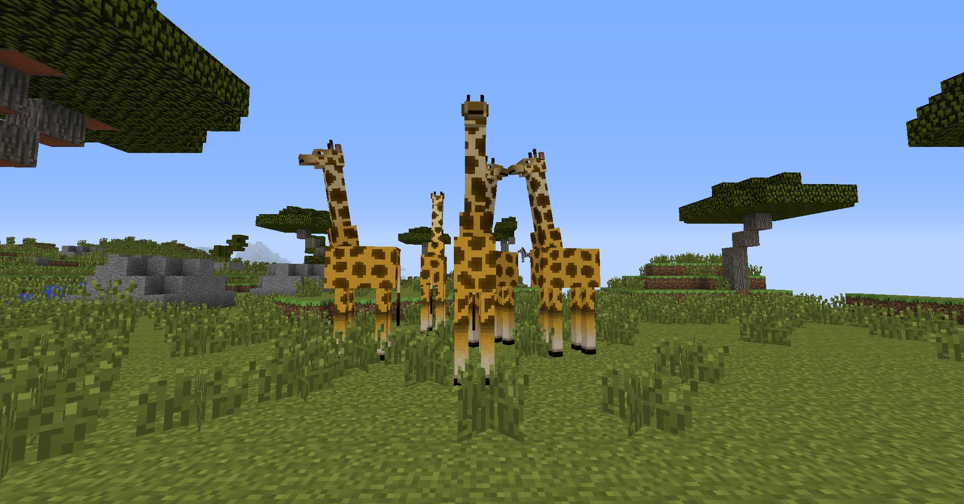 Giraffe | The Lord of the Rings Minecraft Mod Wiki | Fandom