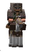 Rohirrim Archer Mounted B26