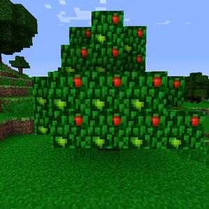 minecraft bäume pflanzen