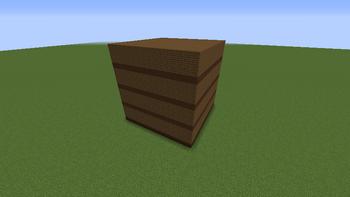 Big Wood Block