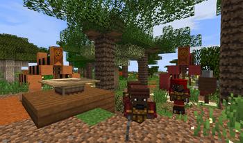 Morwaith Mercenary Camp