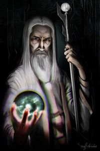 Saruman of Many Colors