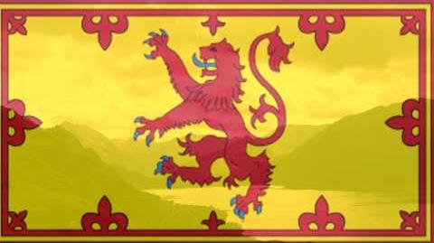 Methedras the Brave (Scotland the Brave)