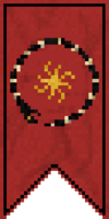 哈拉德海湾的旗帜