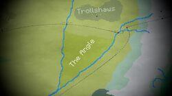 The Angle Eriador Map