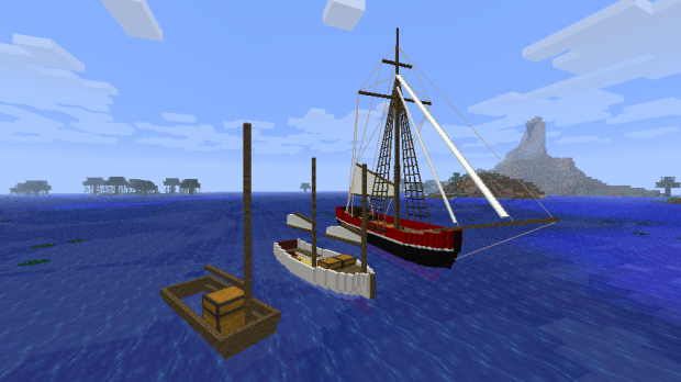 Closed:Expired] Boats | The Lord of the Rings Minecraft Mod