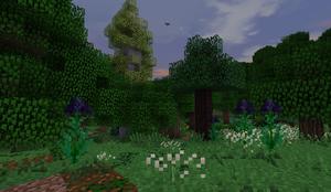 Black Iris - Rhûn Forest