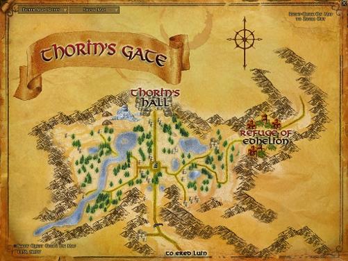 Thorin's GateMAPP