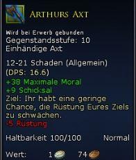 Arthurs Axt