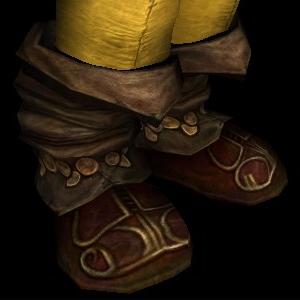 Boots of the Helmingas hobbit