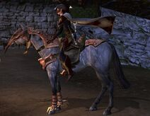 Cave-claw Masked Horse