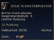 Atlis schulterpolster