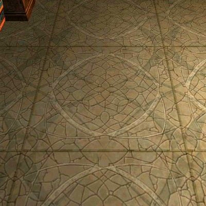 Intricate Tile Floor1