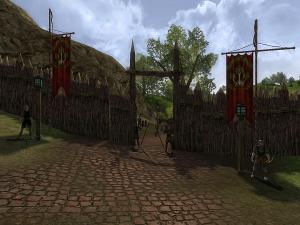 Combe North Gate