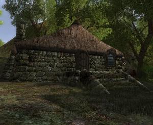 Saeradan's Cabin