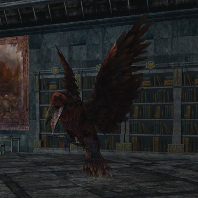 Improved Raven-lore (Blood-raven)