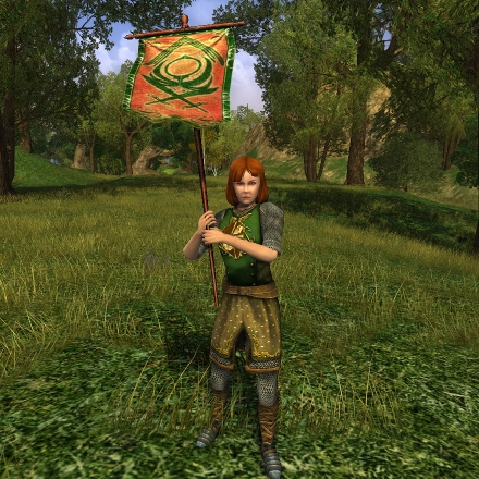 Shield-maiden Herald of Hope
