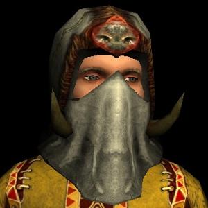 Boar-head Festival Mask hobbit