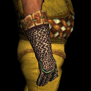 Thick Chainmail Gauntlets hobbit