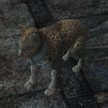 Improved Lynx-speech (Spotted Lynx)