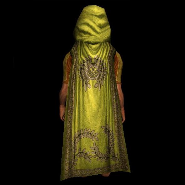 Ceremonial Nenuial's Cloak hobbit