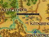 Amlaith's Scar