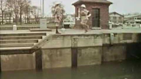 Monty Python, The Fish Slapping Dance