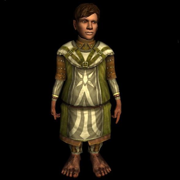 Shirriff's Hauberk hobbit