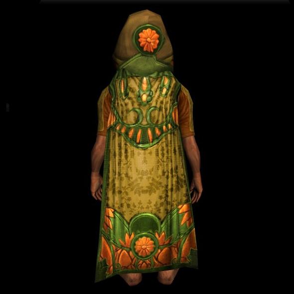 Spring Dandy Hooded Cloak hobbit
