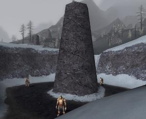 The Giant's Needle