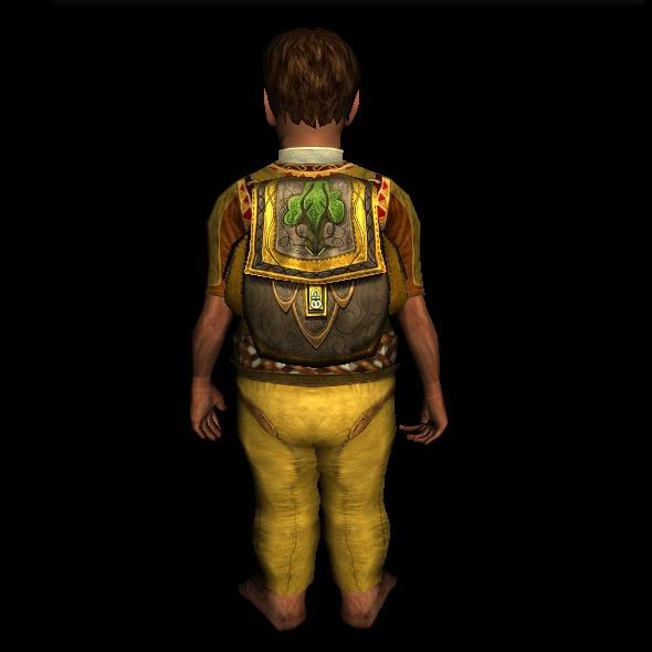 Elegant Backpack hobbit